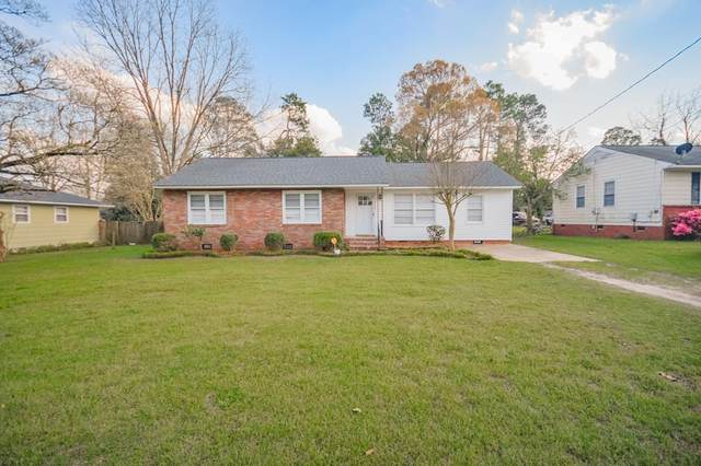 1920 West Oakland Ave, Sumter, SC 29150 (MLS #143612) :: Gaymon Gibson Group