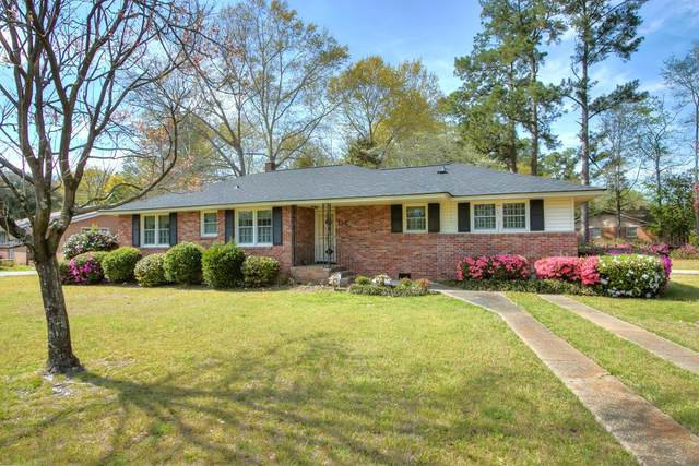 117 S. Wise Dr., Sumter, SC 29150 (MLS #143614) :: Gaymon Gibson Group