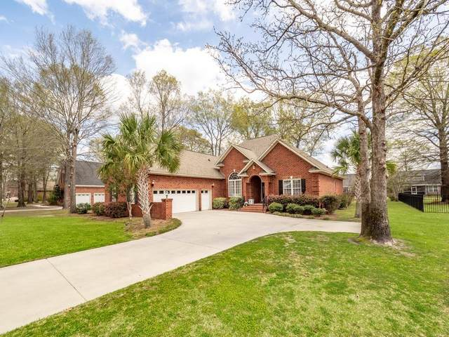 2005 Currituck Dr., Sumter, SC 29153 (MLS #143631) :: Gaymon Gibson Group