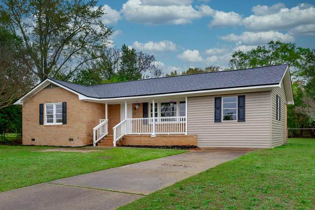 5419 Oakcrest Rd, Sumter, SC 29154 (MLS #143635) :: Gaymon Gibson Group