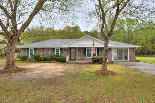 525 Rainbow Dr., Sumter, SC 29154 (MLS #143650) :: Gaymon Gibson Group