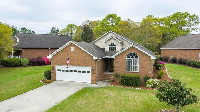 100 Oakview Circle, Manning, SC 29102 (MLS #143659) :: The Litchfield Company