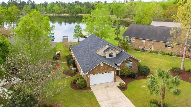 255 Ridge Lake Dr, Manning, SC 29102 (MLS #143681) :: Gaymon Realty Group