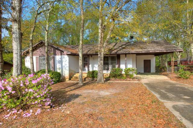 2410 Springvalley Dr., Sumter, SC 29154 (MLS #143686) :: Gaymon Gibson Group