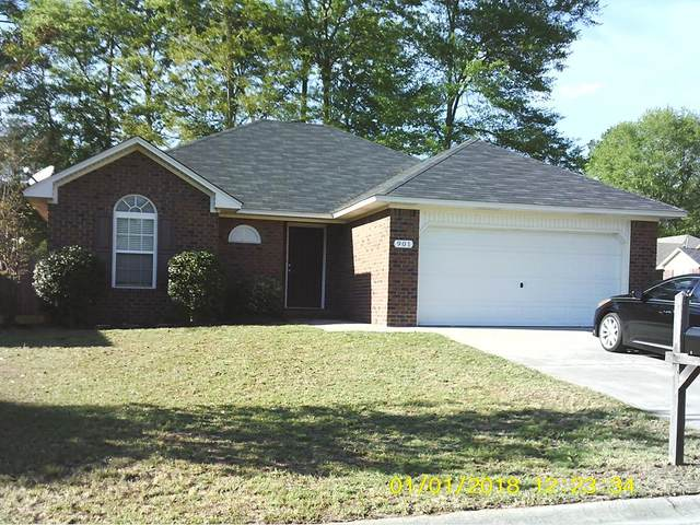 901 Lamorak St, Sumter, SC 29154 (MLS #143692) :: Gaymon Gibson Group