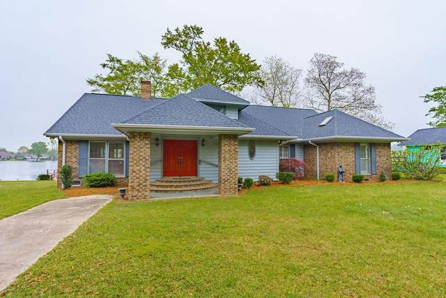 1149 Lakeview Dr, Manning, SC 29102 (MLS #143781) :: The Litchfield Company
