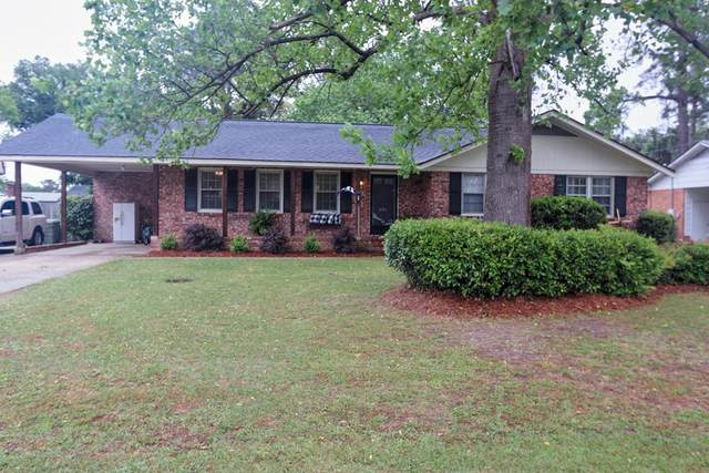 691 Pringle Drive, Sumter, SC 29150 (MLS #143848) :: The Litchfield Company