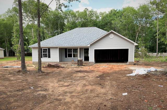 1205 Mayfield Dr, Sumter, SC 29150 (MLS #143904) :: The Litchfield Company