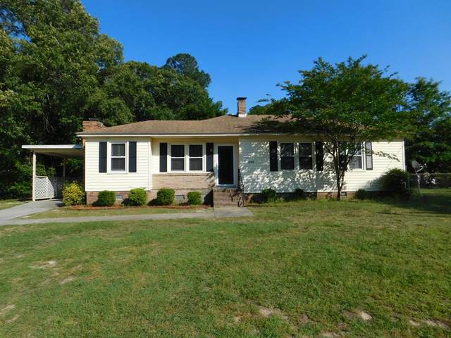 1844 Millwood Road, Sumter, SC 29150 (MLS #143912) :: Gaymon Realty Group