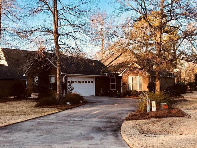 715 Oak Hill Dr, Manning, SC 29102 (MLS #143979) :: The Litchfield Company
