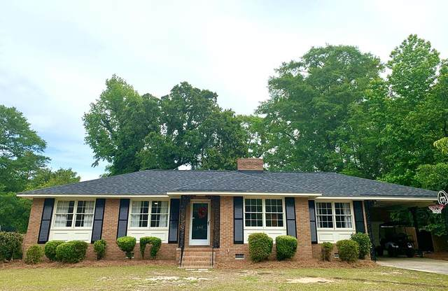 663 Mattison, Sumter, SC 29150 (MLS #144015) :: The Litchfield Company