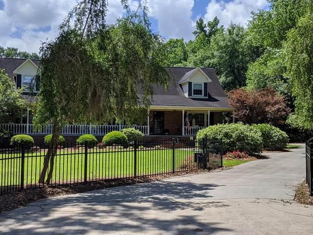 941 St Julien Drive, Eutawville, SC 29048 (MLS #144054) :: Gaymon Realty Group