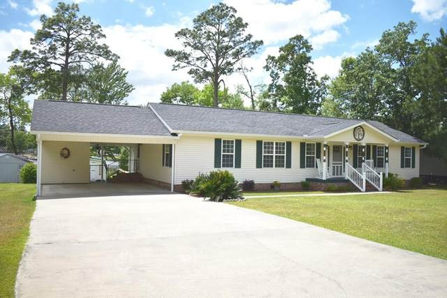 1246 Mill Creek Dr., Manning, SC 29102 (MLS #144057) :: The Litchfield Company