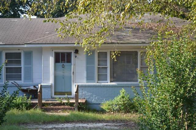 1911 Millwood Rd, Sumter, SC 29150 (MLS #144060) :: Gaymon Realty Group