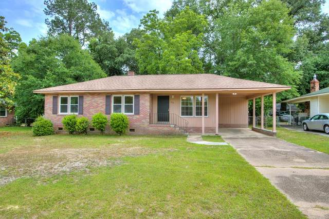 1830 West Oakland, Sumter, SC 29150 (MLS #144103) :: Gaymon Realty Group