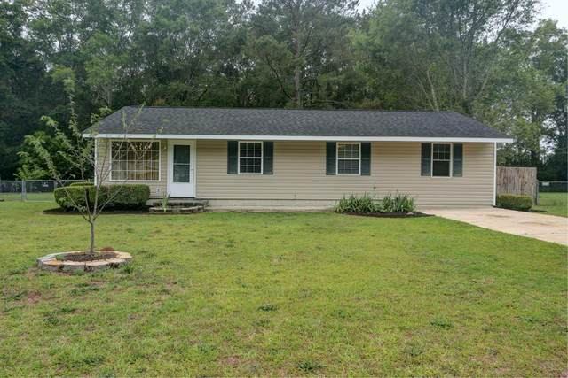 22 Glade Dr, Wedgefield, SC 29168 (MLS #144113) :: Gaymon Realty Group