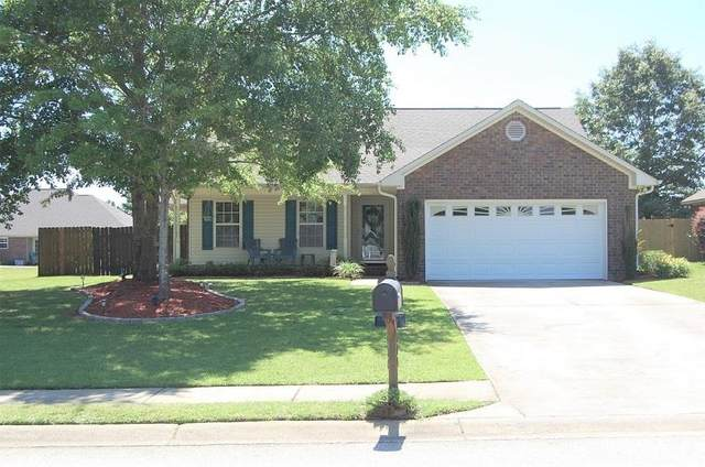 1760 Canberra Drive, Sumter, SC 29153 (MLS #144123) :: The Litchfield Company