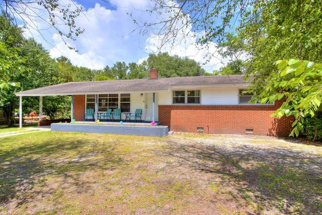 37 Thelma St, Sumter, SC 29150 (MLS #144149) :: Gaymon Realty Group