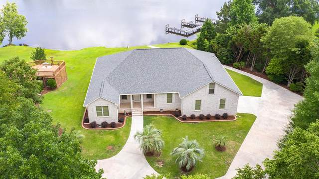 1 Green Lake Drive, Manning, SC 29102 (MLS #144150) :: Gaymon Realty Group