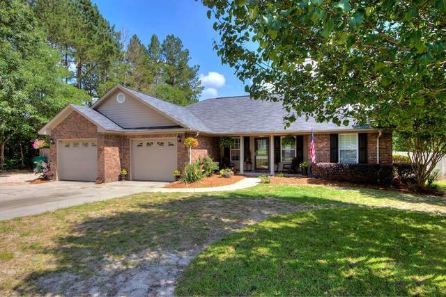 4550 Excursion, Dalzell, SC 29040 (MLS #144151) :: Gaymon Realty Group