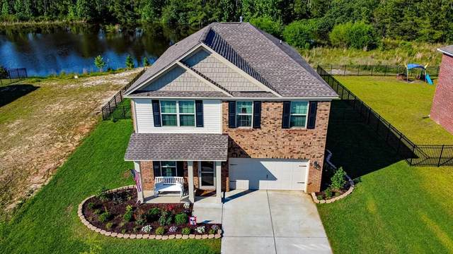 575 Curlew Cir, Sumter, SC 29150 (MLS #144153) :: Gaymon Realty Group