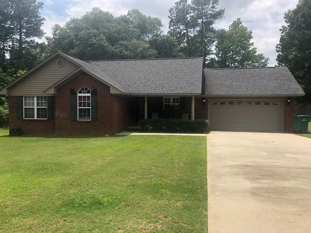 2597 Seclusion Lane, Dalzell, SC 29040 (MLS #144162) :: The Litchfield Company