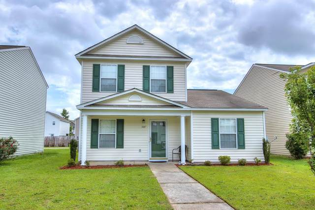 1607 Ruger Drive, Sumter, SC 29150 (MLS #144172) :: The Litchfield Company