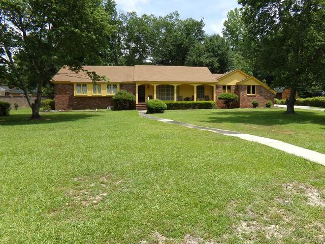 2125 Gin Branch Rd, Sumter, SC 29154 (MLS #144174) :: The Litchfield Company