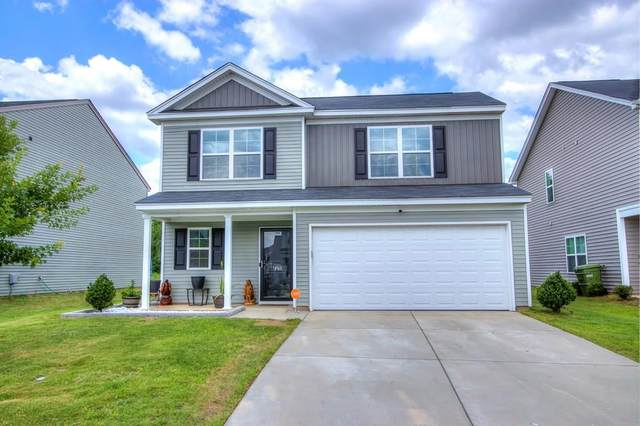 1768 Ruger Drive, Sumter, SC 29150 (MLS #144254) :: Gaymon Realty Group