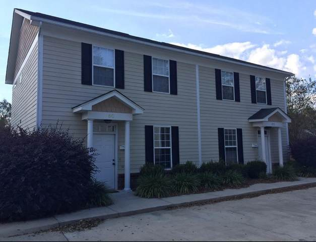 10-80 Townhouse Ct, Sumter, SC 29150 (MLS #144335) :: The Litchfield Company