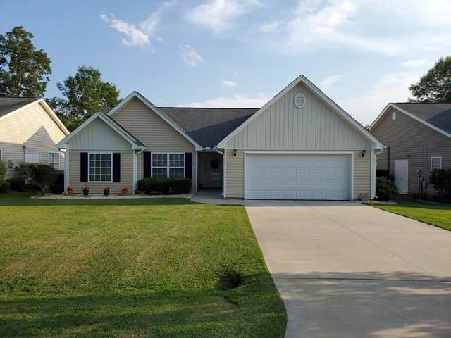 1105 Blue Heron Point, Manning, SC 29102 (MLS #144407) :: The Litchfield Company