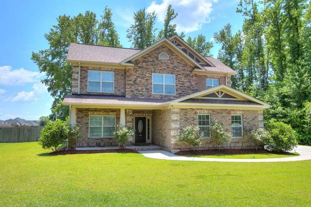 910 Rockdale Blvd, Sumter, SC 29154 (MLS #144544) :: The Litchfield Company
