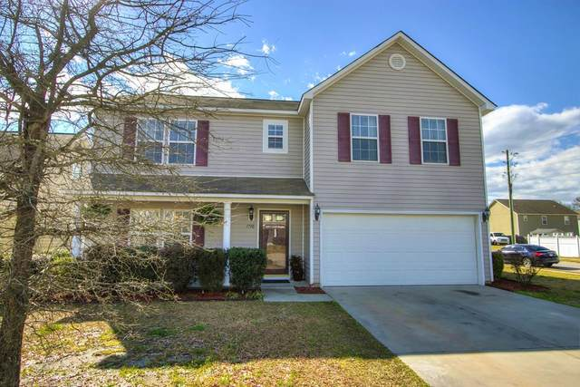 1790 Polaris Dr, Sumter, SC 29150 (MLS #144546) :: Realty One Group Crest