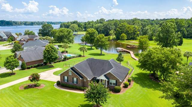 1548 Lakeview Drive, Manning, SC 29102 (MLS #144559) :: Gaymon Realty Group