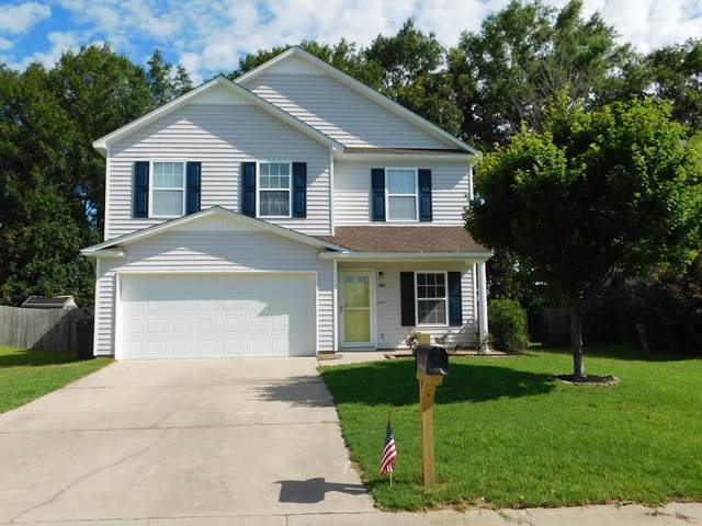 1865 Mossberg Dr, Sumter, SC 29150 (MLS #144577) :: Realty One Group Crest