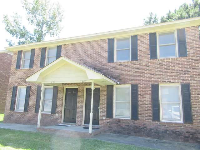 883 Jessamine Trl, Sumter, SC 29150 (MLS #144755) :: The Litchfield Company