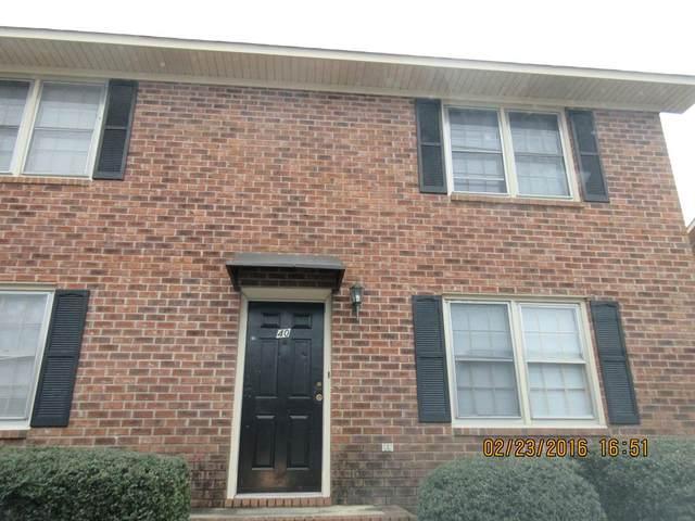 40 Hackberry Court, Sumter, SC 29150 (MLS #144769) :: The Litchfield Company