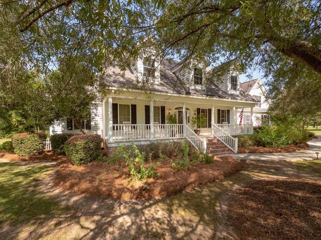 1403 Tennis Lane, Summerton, SC 29148 (MLS #144778) :: Metro Realty Group