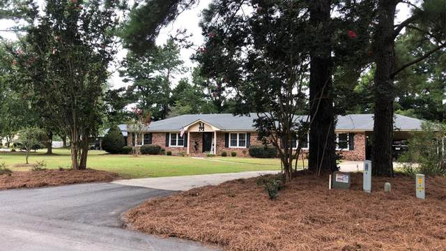 1173 Deberry Drive, Manning, SC 29102 (MLS #144845) :: Metro Realty Group