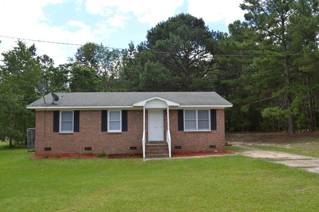 154 Nash Rd, Bishopville, SC 29010 (MLS #144871) :: The Litchfield Company