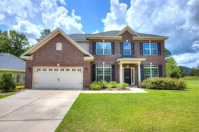 2030 Hatteras Way, Sumter, SC 29153 (MLS #144882) :: The Litchfield Company