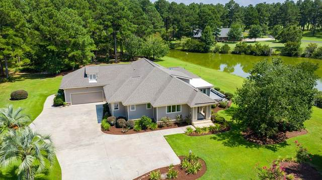 406 Pinelake Court, Manning, SC 29102 (MLS #144906) :: The Litchfield Company