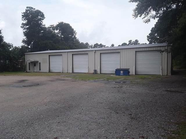 123 Double Wide Rd., Orangeburg, SC 29118 (MLS #144919) :: The Litchfield Company