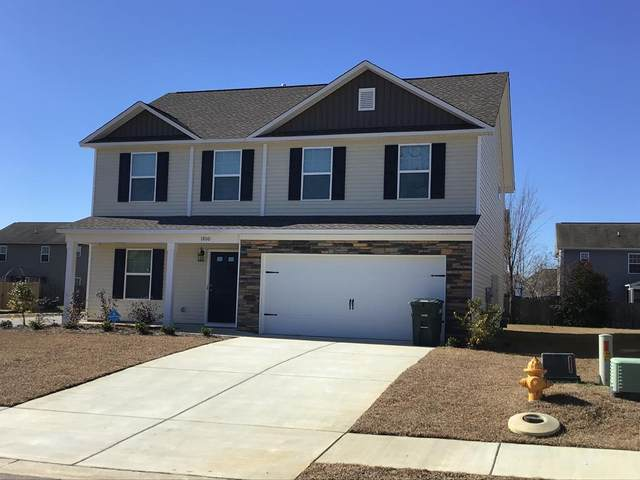 2880 Old Field Rd. (Lot 515), Sumter, SC 29150 (MLS #144928) :: The Litchfield Company