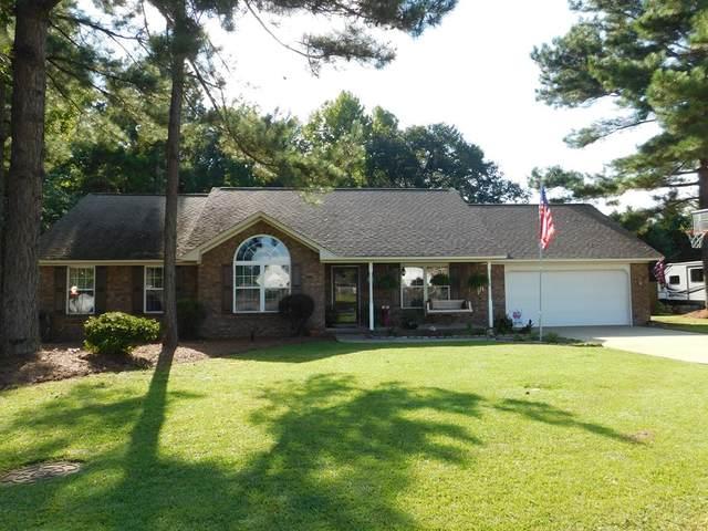 380 Trailwood Drive, Sumter, SC 29154 (MLS #144960) :: Metro Realty Group