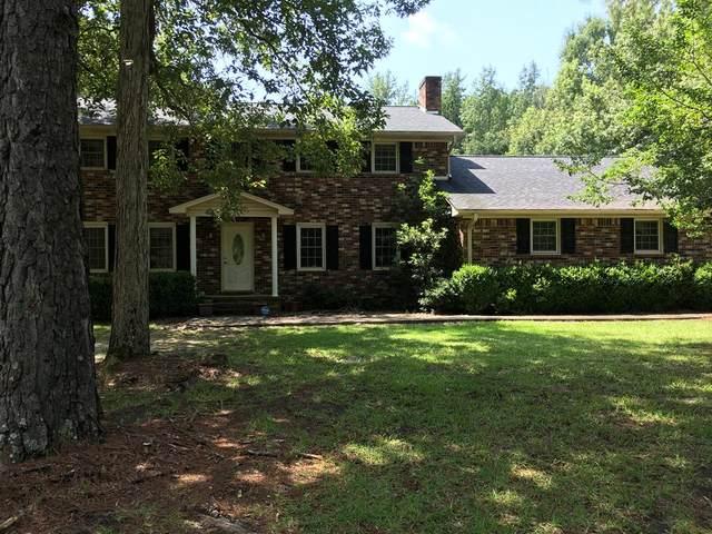 550 Godwin St, Sumter, SC 29153 (MLS #144964) :: The Litchfield Company