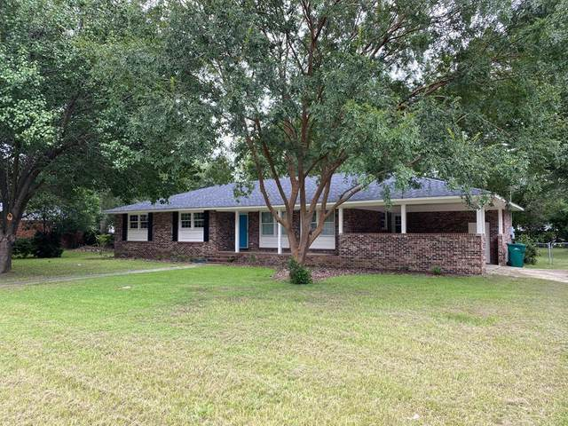 1051 Sweetbriar Dr, Sumter, SC 29154 (MLS #144977) :: The Litchfield Company