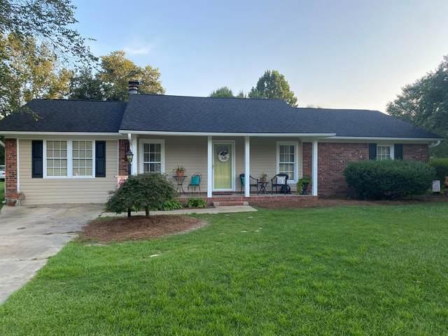 3472 Cornfield Drive, Sumter, SC 29154 (MLS #145089) :: The Litchfield Company