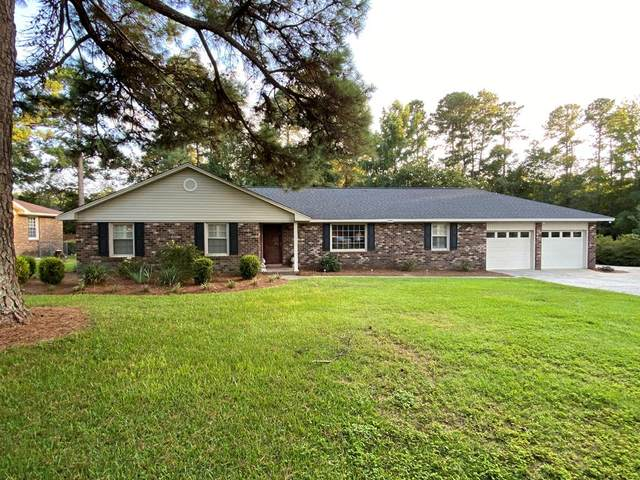 2824 S. Wise Dr., Sumter, SC 29150 (MLS #145124) :: The Litchfield Company