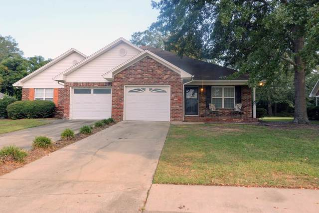 61 Radcliff Dr, Sumter, SC 29150 (MLS #145134) :: The Litchfield Company